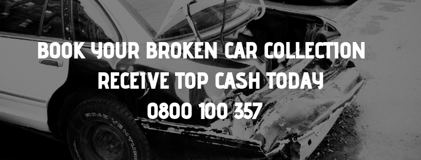 broken car collection company auckland